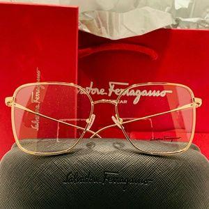 Salvatore Ferragamo Eyeglass Frame Style 2176